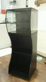 Fluval Flex 57L fish tank with stand