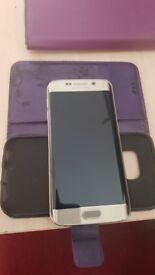 Samsung S6 Edge - Gold - 32Gb - Mint