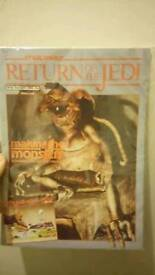 Star wars magazine return of the jedi