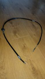 Hand brake cable for '96 Audi A6 C4 1.9 TDI