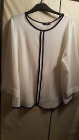 Wallis blouse size L