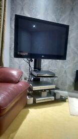 LG Plasma TV 42P6000 with original stand( not the three tier stand)