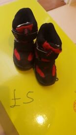 Shoes for children. In good condition.