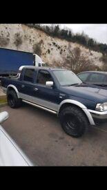Ford Ranger 2.5 Diesel Pick Up 2003