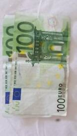 Euro to exchange