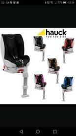 Hauck Varioguard car seat (Sand)