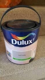 Unopened dulux paint