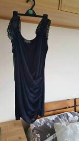 Aprocot size 12 dress.