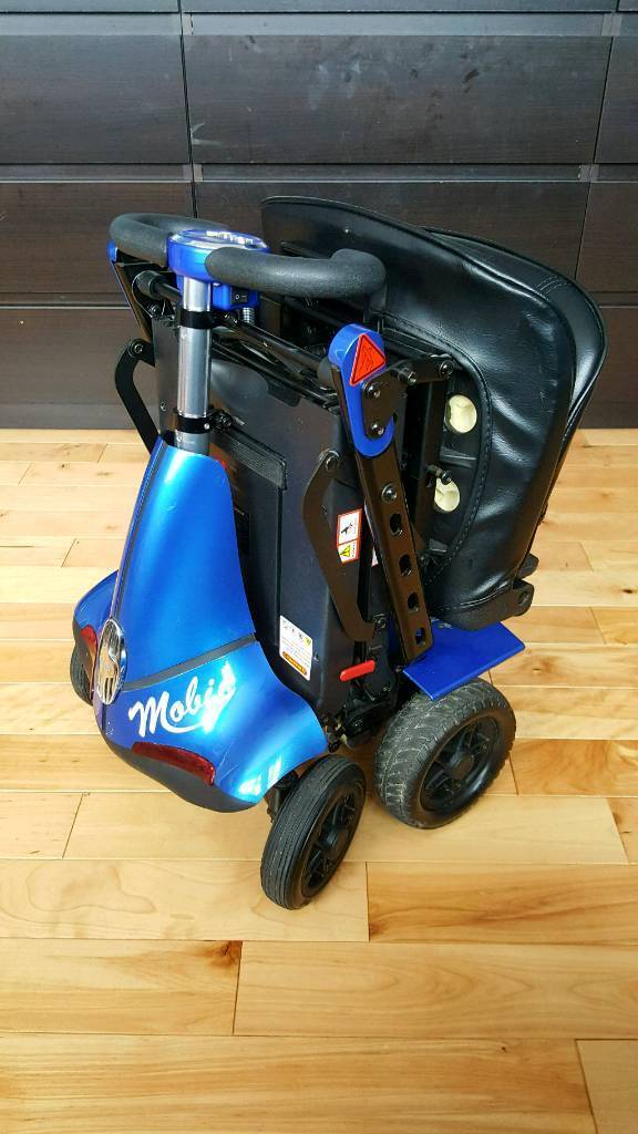 Mobile Monarch Solax Folding Mobility Disability Scooter, Gently used, Excellent Condition