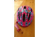 Child Cycling Helmet 45-54 cm with FREE gloves