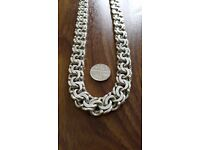 New Chain Silver 150 grams