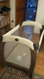 Baby Graco Travel cot
