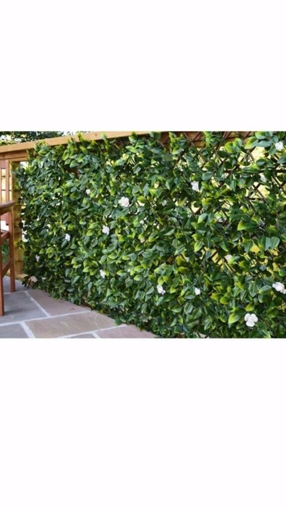 Witchhedge Extendable Instant Artificial Hedging - Summer 2m Wide by 1M High