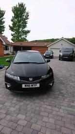 Honda Civic Si 5 door