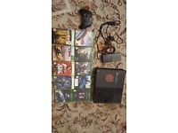 Xbox One + 2 controllers and some top games + original Box