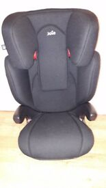 Joie Car Seat for child between 3 to 12 years (15kg to 36kg)