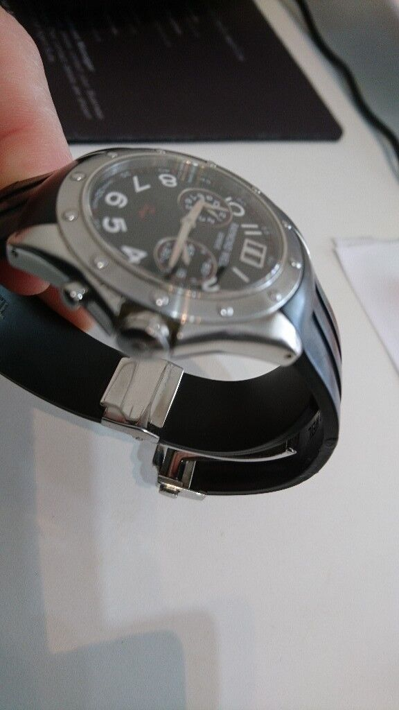 Wanted - Rubber watch strap for Men's Raymond Weil Tango