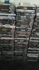 200 horror dvds