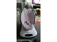 Mamaroo baby rocker in great condition comes with box