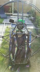 Paramotor Full Setup