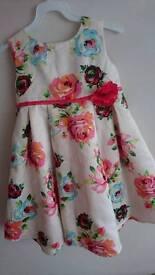 MONSOON dress size 18-24 mths