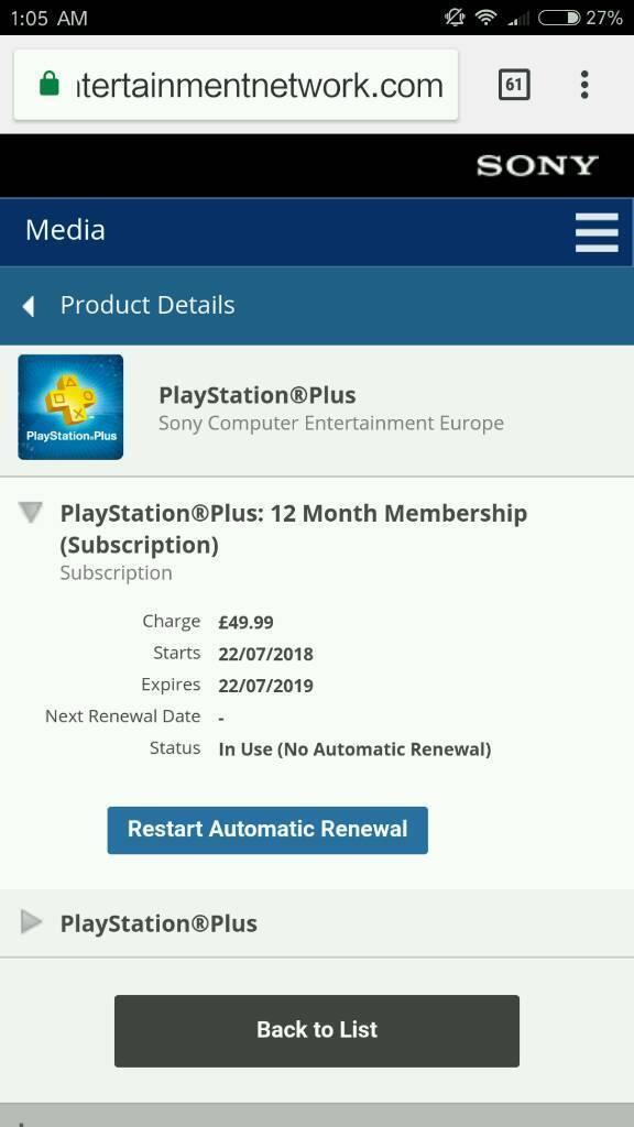 Playstation Network London