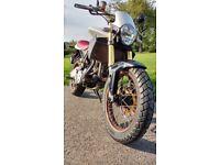 Derbi Mulhacen 659 Motorcycle | Street Tracker / Scrambler / Cafe Racer | 8.9k miles VGC not Ducati