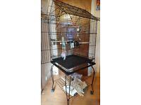 Large Pet Bird Parrot Cage ** VERY QUICK SALE