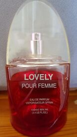 Perfume. Lovely by SJP.