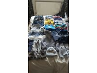 3-6 months boys clothes bundle
