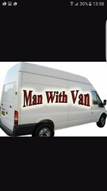 Man with a van hire