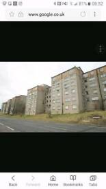DSS ACCEPTED TWO BED FLAT GREENRIGG RD CUMBERNAULD move in asap