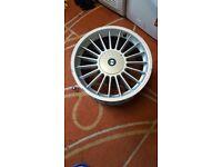 Alpine Bmw alloys wheel 《17》