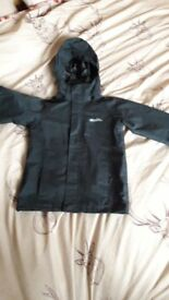 Boys Moutain Warehouse Back waterproof Jacket