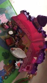Bruin toys r us little princess castle