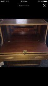 Vintage bureau/desk