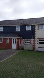 2 bed terraced council house with garden looking to swap to a 3 bed house Colchester with a garden
