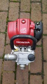 Honda pump wx10
