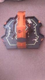 Hexbug folding track