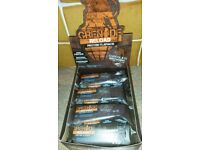 11 Grenade Reload Protein Flapjack Chocolate Browning