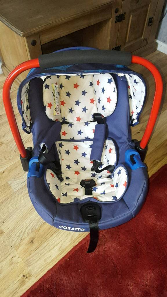 stage 1 cosatto carseat