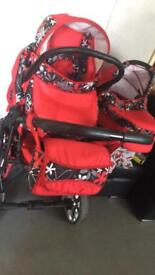 Buggy/travel system
