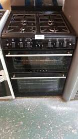 Stoves 60cm double oven gas cooker
