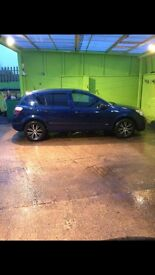 Vauxhall Astra life 1.4, petrol, 10months Moto, 55 plate, service history good runner