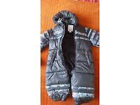 DIESEL Toddler Winter Suit /Coat/ 18 months/ BOY