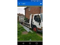 Mitsubishi Canter 7.5 tonne recovery truck