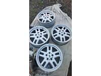 Rangerover alloys 5x120 vw t5