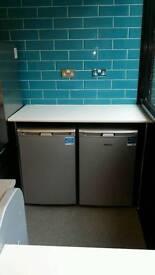 Under Counter Beko Fridge and Freezer for sale