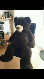 HUGE brown Teddy bear