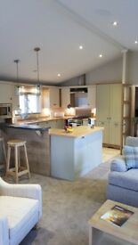 **Stunning Luxury Lodge at Bargain Price, Low Site Fees, 12 Month Season, Pet Friendly, 5* Cornwall*